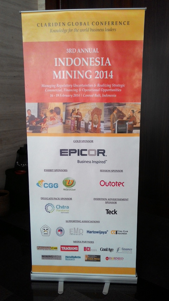 3rd Annual Indonesia Mining
