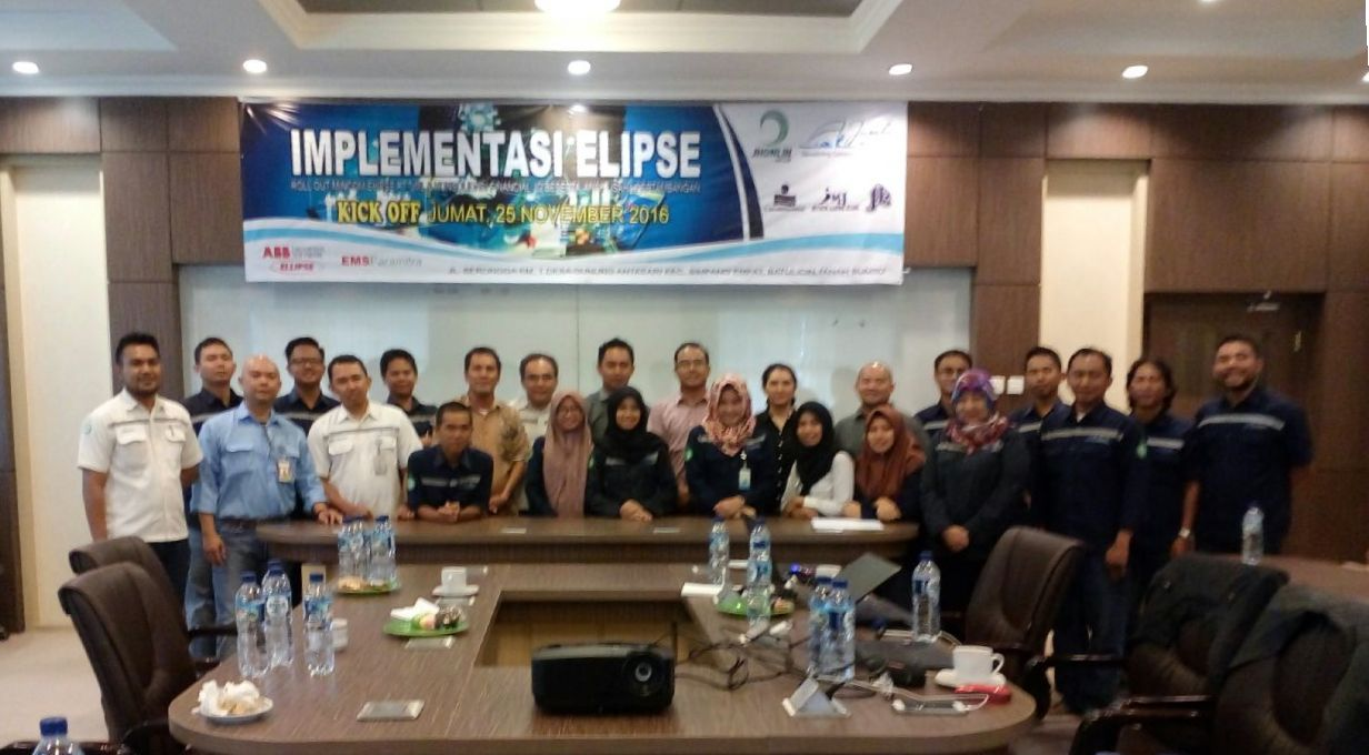 Kick-Off Ellipse Implementation JML & Financial Consolidation JG