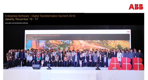 Power Grids Grid Automation holds ABB's Enterprise Software Digital Transformation Summit 2016