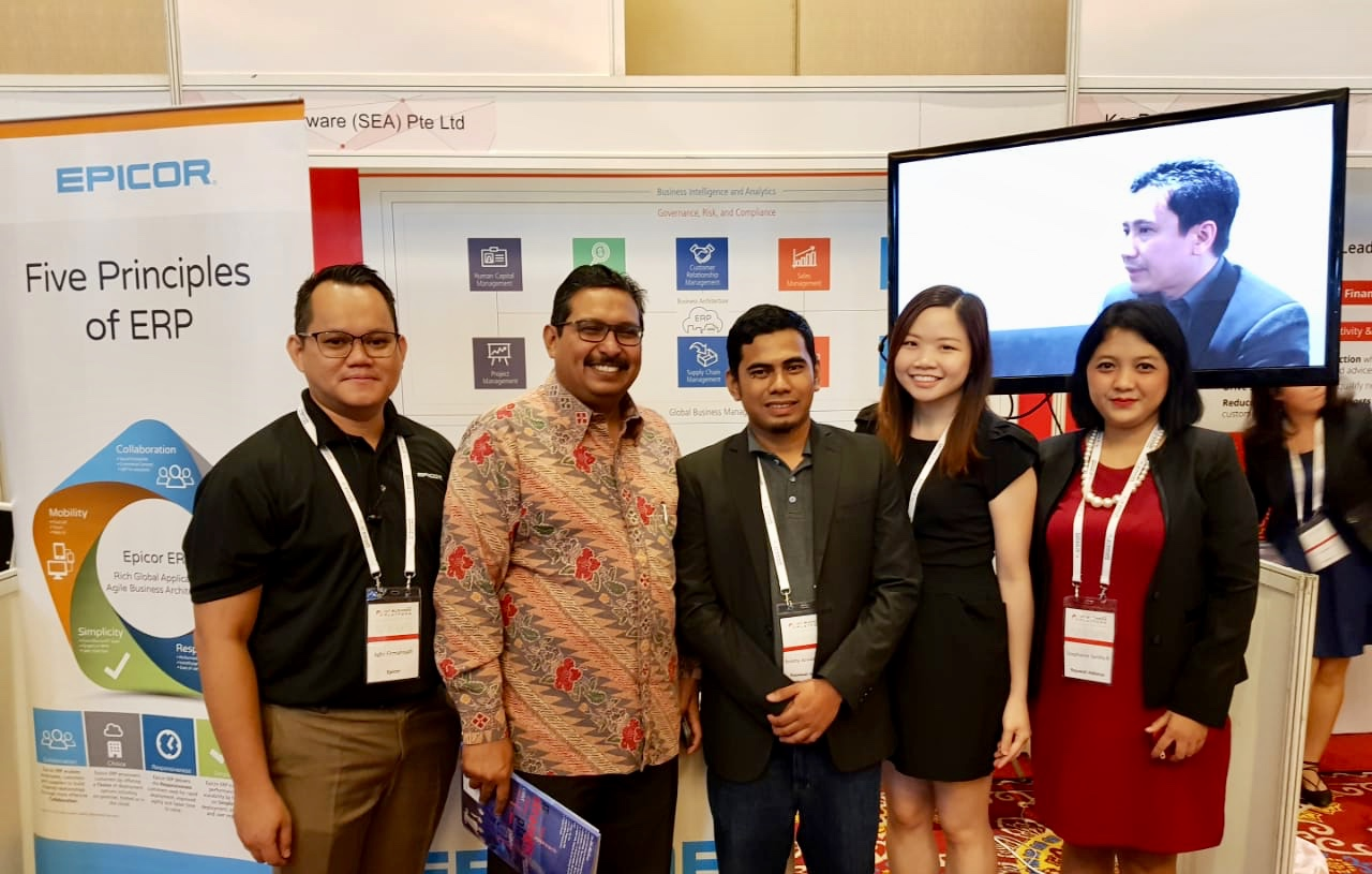 Event Asia IoT Industry Platform, Jakarta, 28-29 Aug 2018